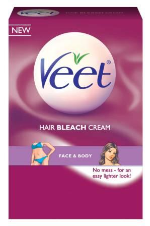 VEET® Face & Body Kit - Hair Bleach Cream (Product A) (Discontinued)