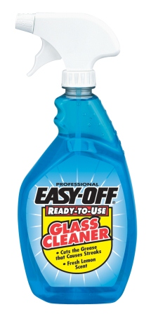 Professional EASY-OFF® Glass Cleaner - Spray (Discontinued)