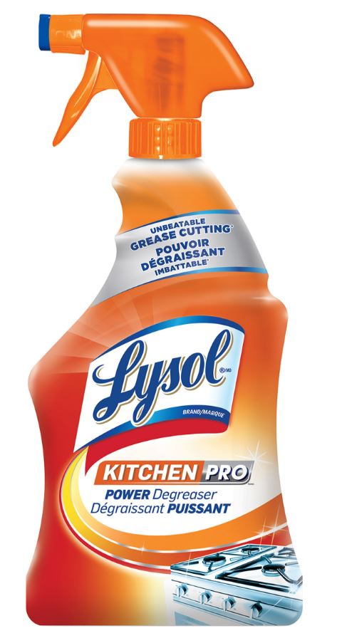 LYSOL® Kitchen Pro Power Degreaser (Canada)