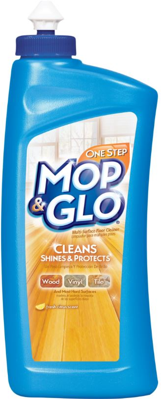 MOP  GLO MultiSurface Floor Cleaner  Fresh Citrus Scent Photo