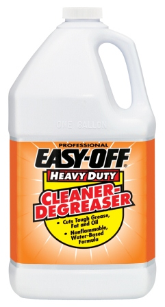 Professional EASY-OFF® Cleaner-Degreaser Concentrate (Discontinued)
