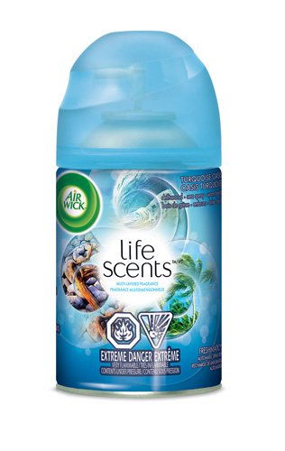 AIR WICK® FRESHMATIC - Turquoise Oasis (Life Scents™) (Canada)