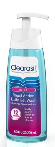 CLEARASIL® Ultra® Rapid Action Daily Gel Wash