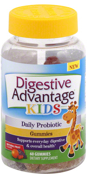 DIGESTIVE ADVANTAGE® Probiotic Gummies - Kids