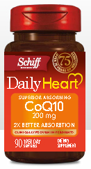 SCHIFF Daily Heart CoQ10  200 mg Softgels Photo