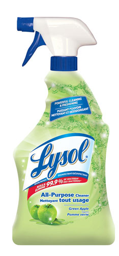 LYSOL® Brand II All Purpose Cleaner - Trigger - Green Apple (Canada)