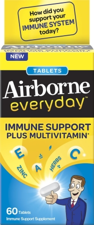 AIRBORNE® EVERYDAY™ Tablets