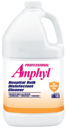 Professional AMPHYL Hospital Bulk Disinfectant Cleaner Concentrate Discontinued Photo