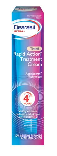 CLEARASIL® Ultra® Rapid Action Treatment Cream - Tinted (DISCONTINUED)