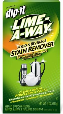LIME-A-WAY® DIP-IT® Food & Beverage Stain Remover