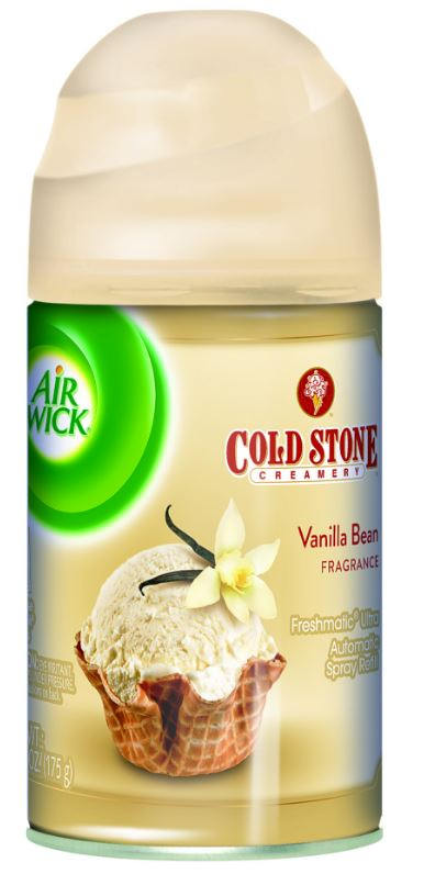 AIR WICK® FRESHMATIC Ultra - Vanilla Bean Fragrance (Cold Stone Creamery)