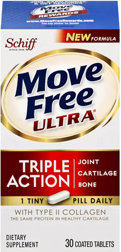 MOVE FREE® Ultra Triple Action w/UCII Tablet