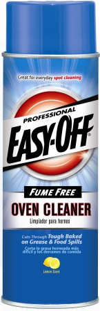 Professional EASY-OFF® Fume Free Oven Cleaner