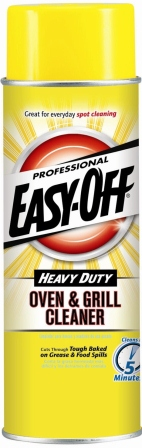 Professional EASY-OFF® Oven and Grill Cleaner - Aerosol