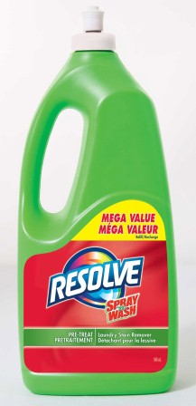 RESOLVE® Spray 'n Wash Pre-Treat Laundry Stain Remover (Canada)