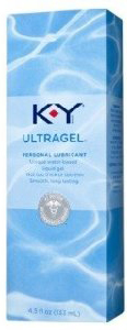 KY UltraGel Personal Lubricant Photo