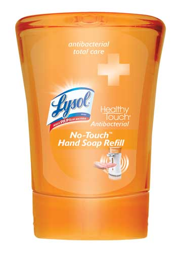 LYSOL NoTouch Hand Soap  Total Care Discontinued Photo