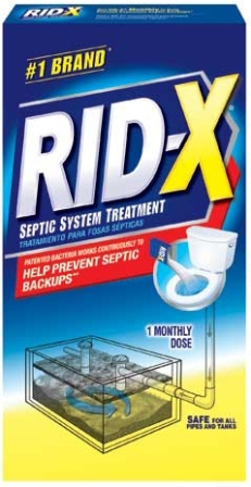 RID-X® Septic System Treatment - Powder