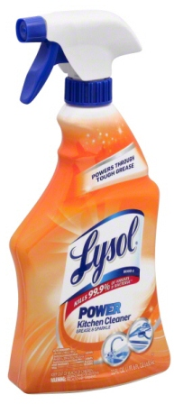 Lysol 174 Antibacterial Kitchen Cleaner Complete Clean