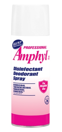 Professional AMPHYL® III Disinfectant Deodorant Spray (Discontinued)