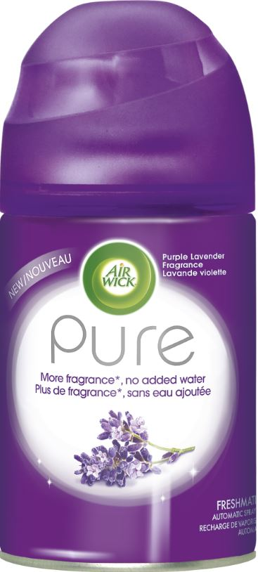 AIR WICK® FRESHMATIC - Pure - Purple Lavender (Canada)