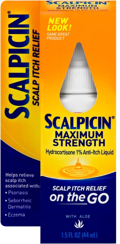 SCALPICIN Maximum Strength AntiItch Liquid Photo