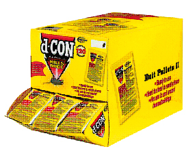 d-CON® Bait Pellets II - Gravity Feeder (Discontinued)