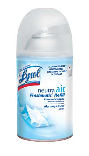 LYSOL® NEUTRA AIR® FRESHMATIC - Morning Linen