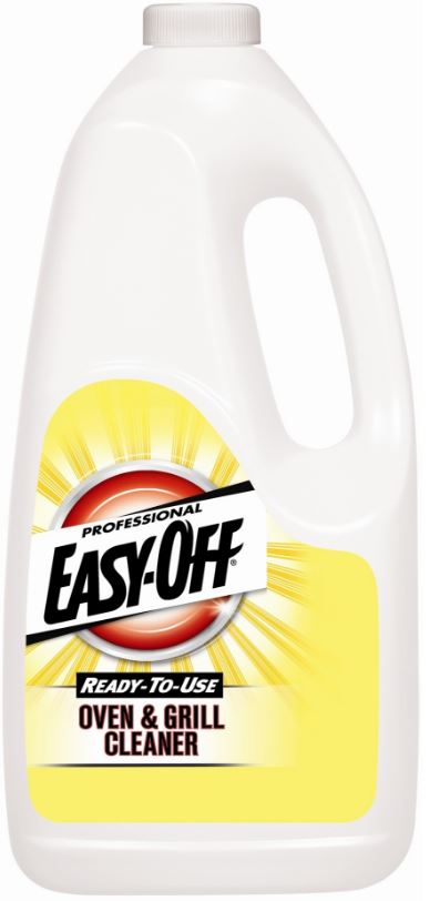 Professional EASYOFF Oven  Grill Cleaner Photo