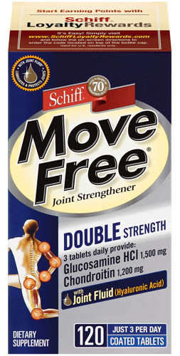 MOVE FREE® Double Strength