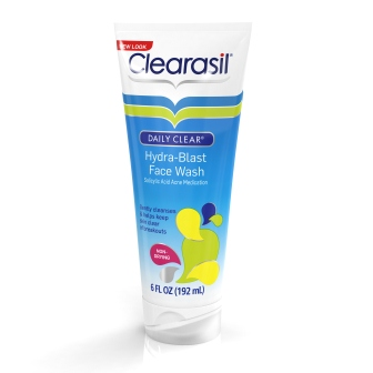 CLEARASIL® DAILY CLEAR® Hydra-Blast Oil-Free Wash