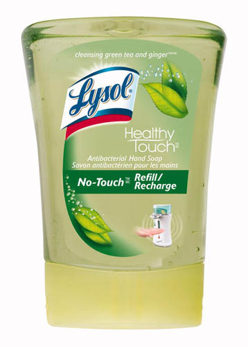 LYSOL NoTouch Hand Soap  Green Tea  Ginger Discontinued Photo