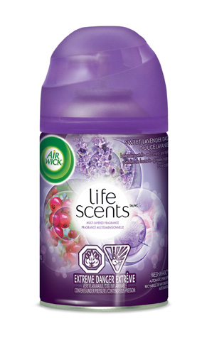 AIR WICK® FRESHMATIC - Sweet Lavender Days (Life Scents™) (Canada)