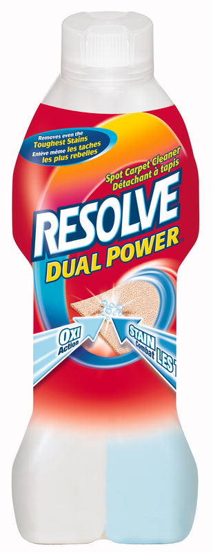 RESOLVE® Carpet Cleaner Dual Power - Phase A (Discontinued)