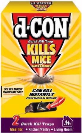 d-CON® Quick Kill™ Glue Trap