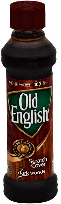 OLD ENGLISH® Scratch Cover - Dark Wood