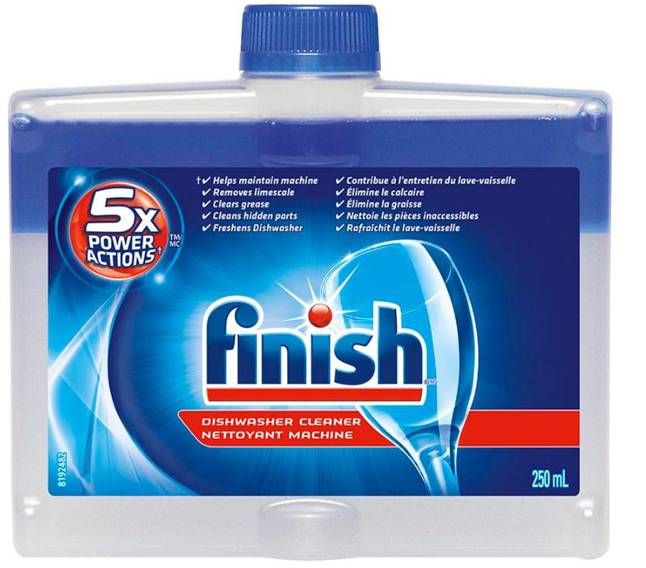 FINISH® Dishwasher Cleaner - Fresh Scent (Canada)