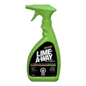 LIME-A-WAY® PROFESSIONAL STRENGTH Sprayer (Discontinued)