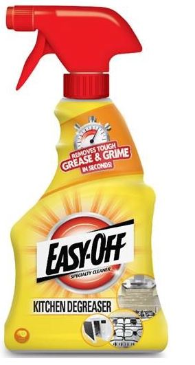 EASY-OFF® Kitchen Degreaser Specialty Cleaner