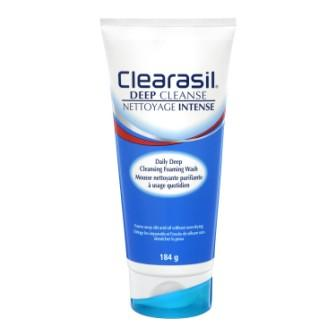 CLEARASIL® DAILY CLEAR® Daily Cleansing Foaming Wash (Discontinued)