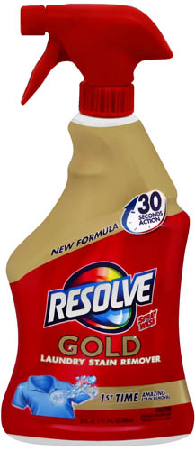 RESOLVE Spray n Wash Gold Laundry Stain Remover Photo