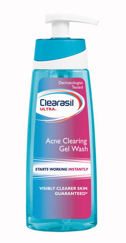 CLEARASIL® Ultra® Acne Clearing Gel Wash