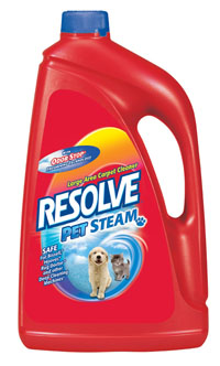 RESOLVE® Pet Large Area Carpet Cleaner Steam Machine Solution (CANADA)
