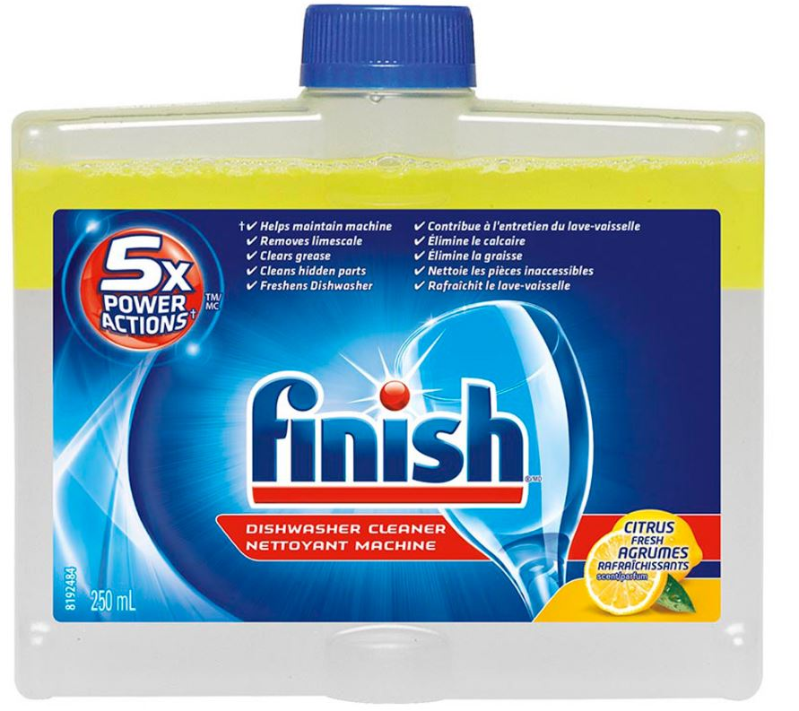 FINISH® Dishwasher Cleaner - Citrus Fresh (Canada)