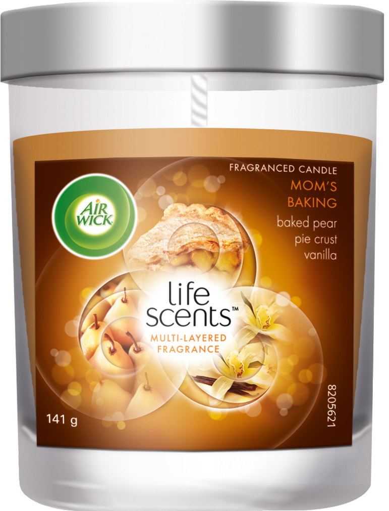 AIR WICK® Fragranced Candle - Mom's Baking (Life Scents™) (Canada)