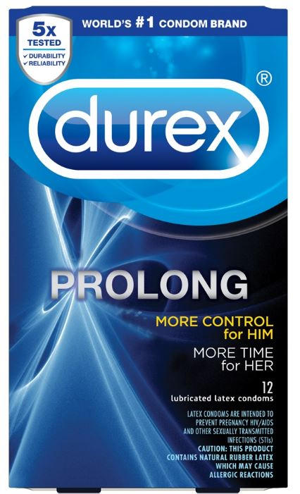 DUREX Prolong Photo