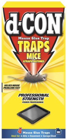 dCON Mouse Glue Traps Photo