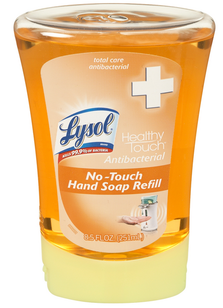 LYSOL NoTouch Hand Soap  Total Care Canada Photo