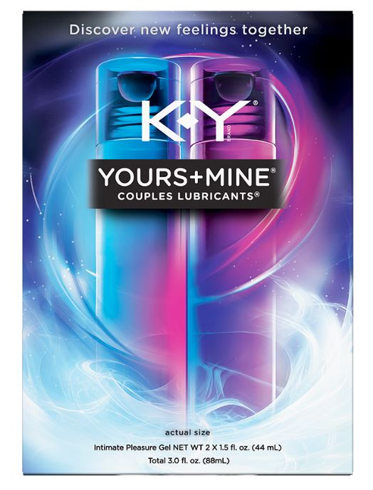 KY Yours  Mine Couples Lubricants  Hers Photo