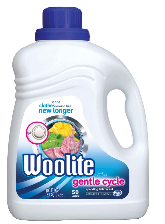 WOOLITE® Gentle Cycle Laundry Detergent - Sparkling Falls Scent